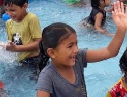 Parents Teacher Meeting (First Periodic Assessment) 2019 & Pool Party