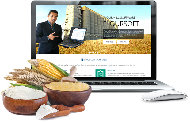 Flour Mill Software