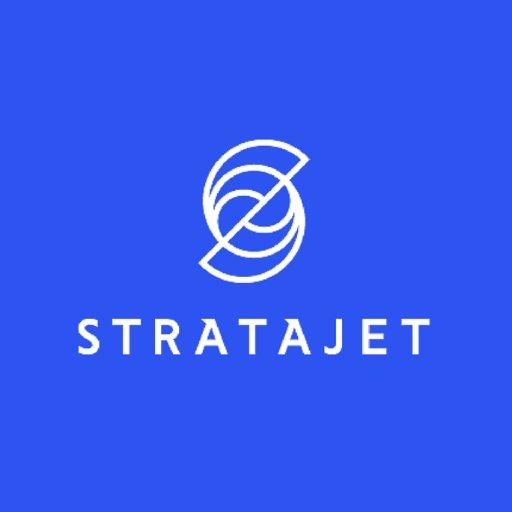 STRATAJET logo