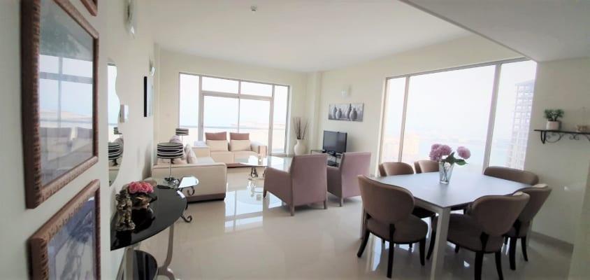 penthouse in AMWAJ