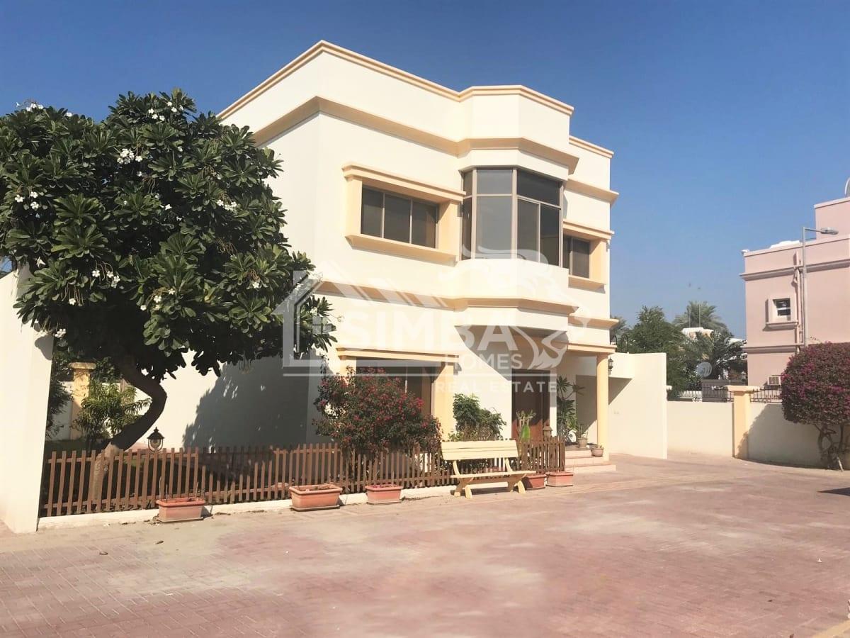 Villa at ADLIYA