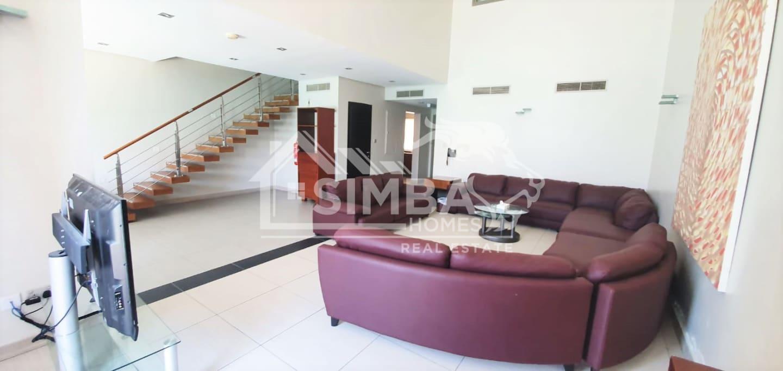 Villa at AMWAJ