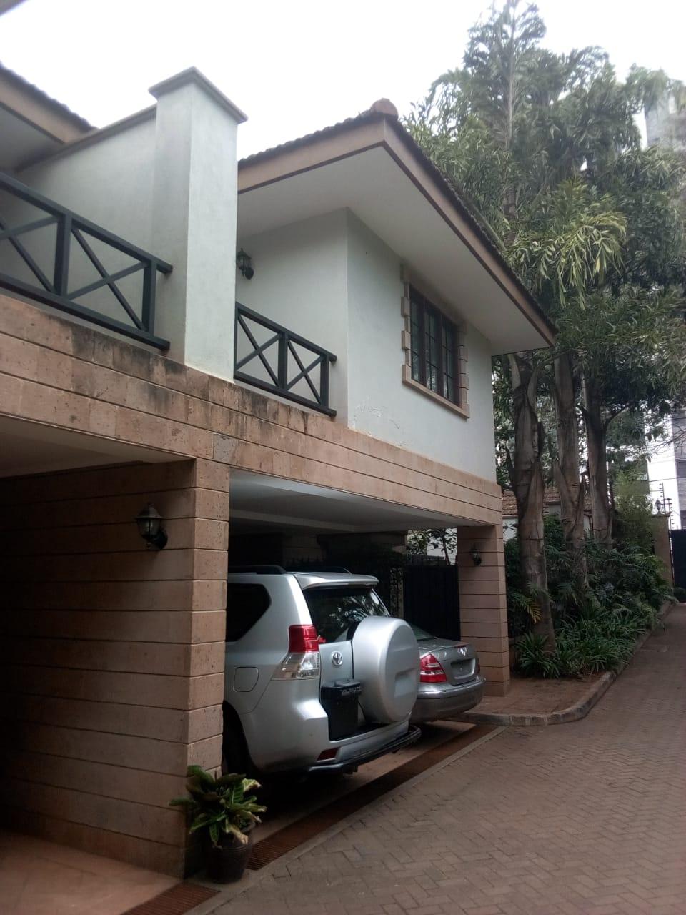townhouse in Parklands, Nairobi