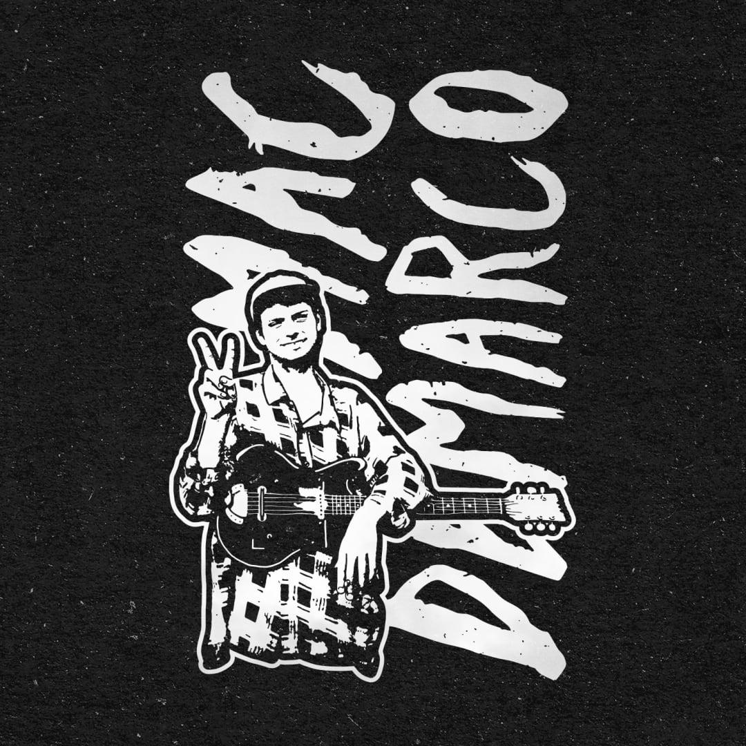 Mac DeMarco print poster design