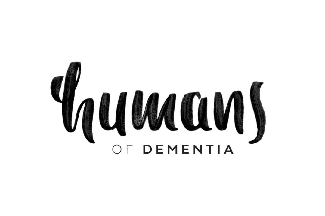humans of dementia logo