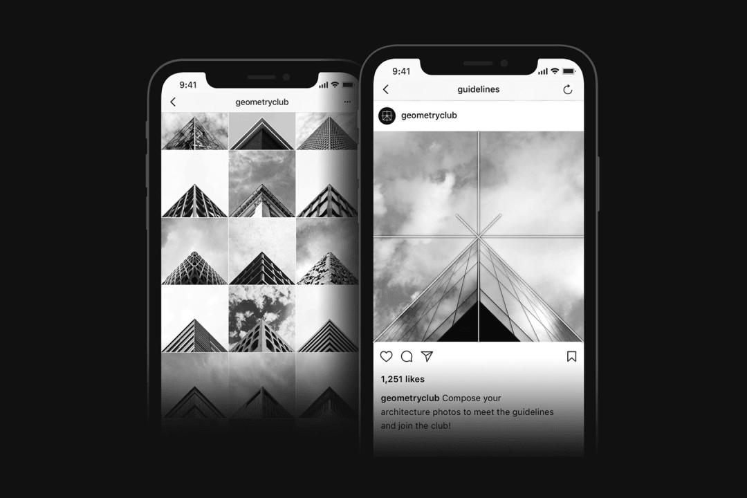 Geometry Club on Instagram