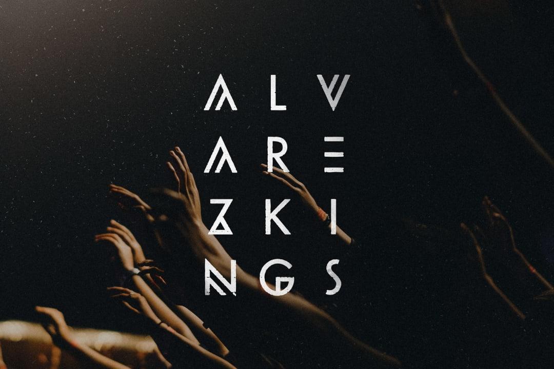 Alvarez Kings Logo