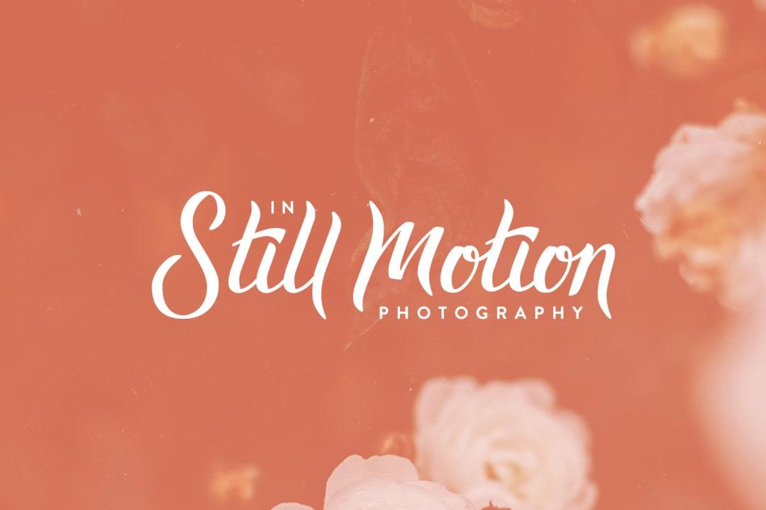 In Still Motion Photography Logo