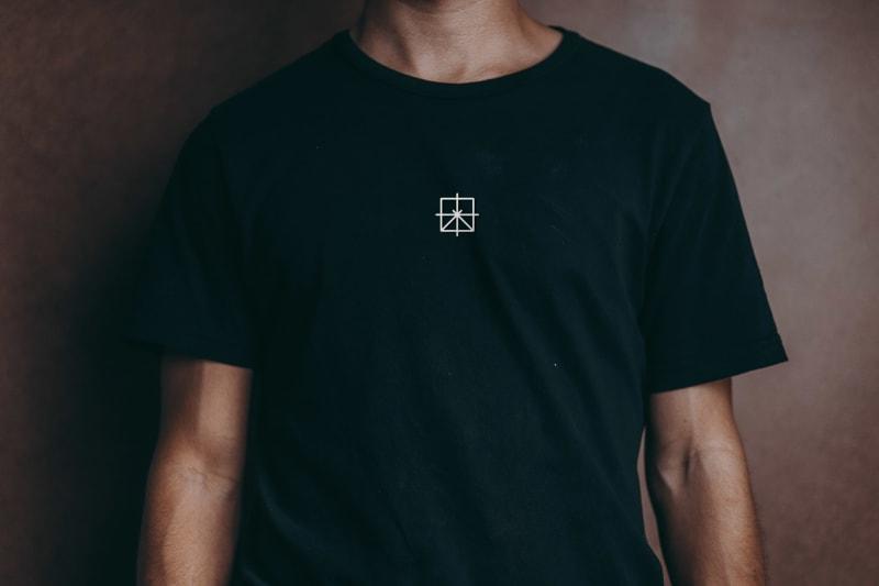 Geometry Club printed t-shirt