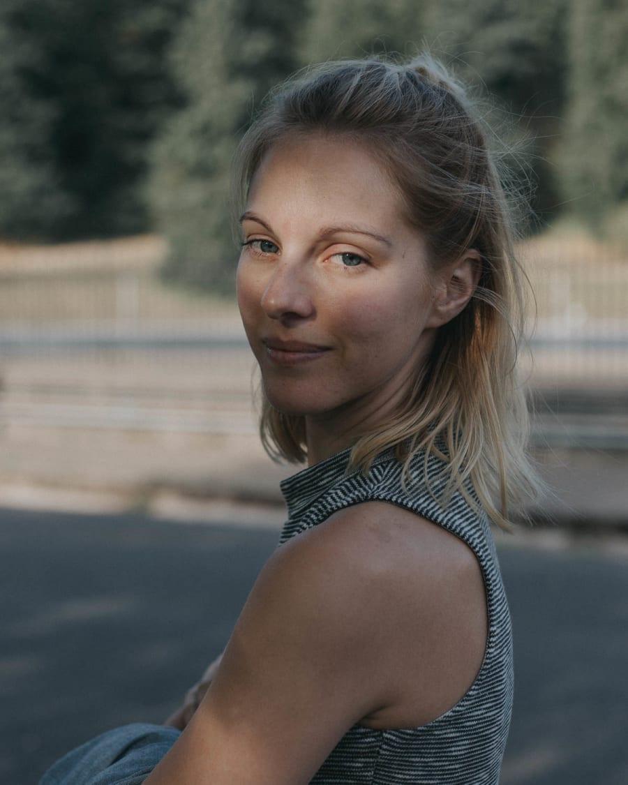 Maria Nightingale in Portland