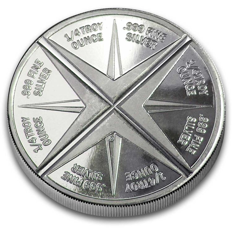 Fractional Silver Tokens