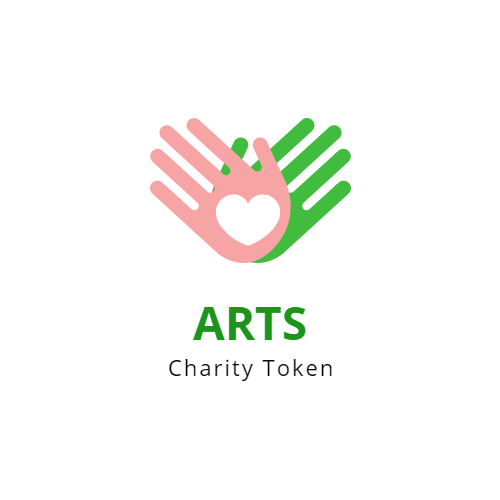 logo 8 pfkzzk - Arts Charity Token
