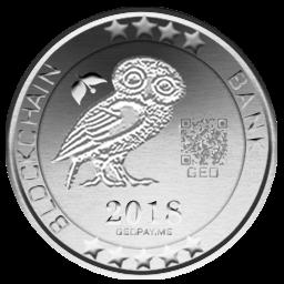 1/10 oz GEO Fractional Silver Bullion Round .999 Fine