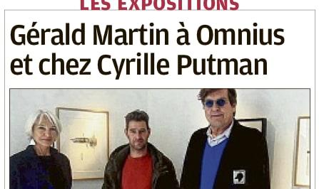 Exposition Galerie Omnius