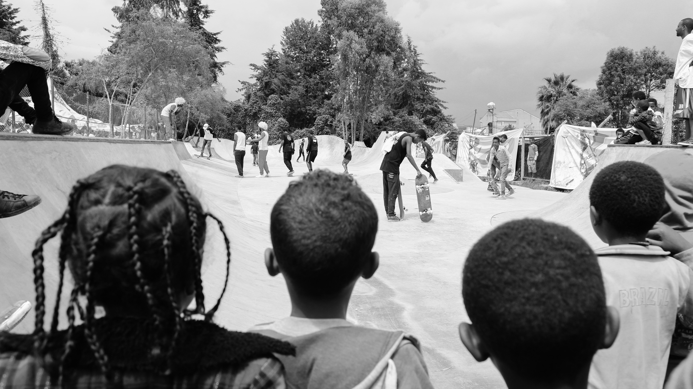 Ethiopia Skate
