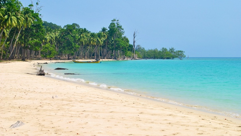 Lalaji Bay Beach, Andaman and Nicobar Islands