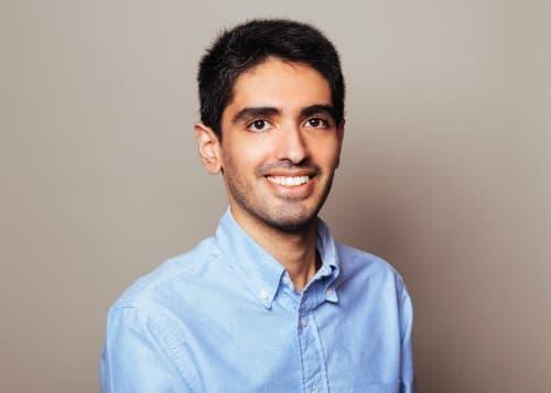 Gokul Dhingra, VP of Product - Headshot