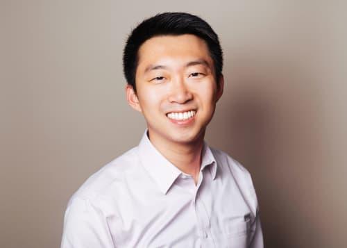 David Zhang, VP of Finance & Strategy - Headshot