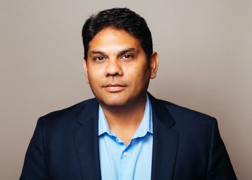 Vipul Sharma, VP of Engineering - Headshot