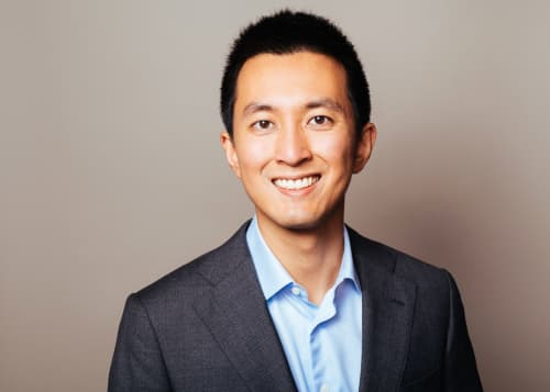 Lingke Wang, Co-Founder & CTO - Headshot