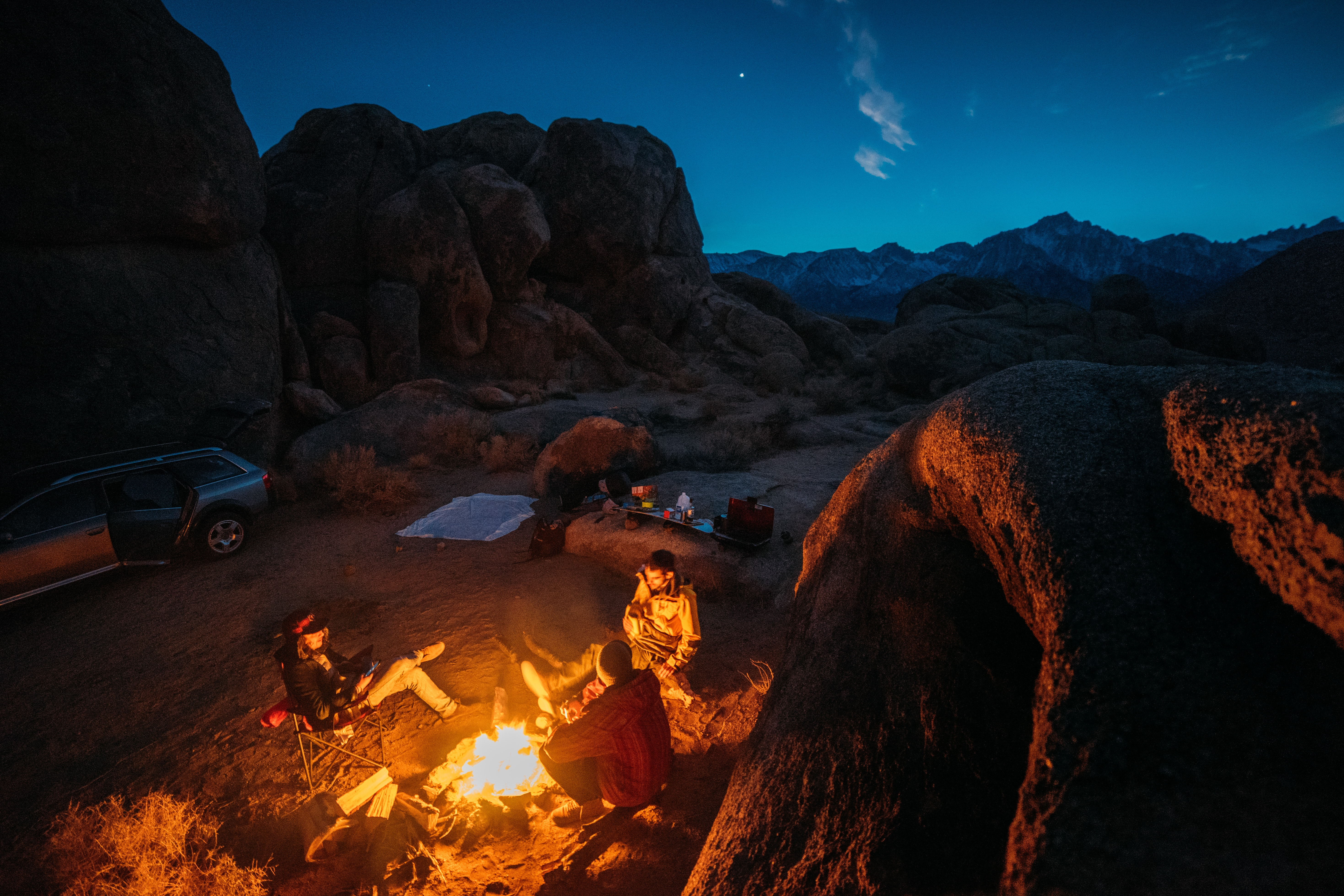 featured image thumbnail for post The Ultimate Car Camping Checklist