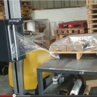 robot de banderolage SFERA PRS