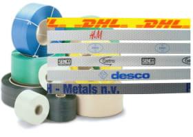Feuillard plastique polypropylène 8 mm