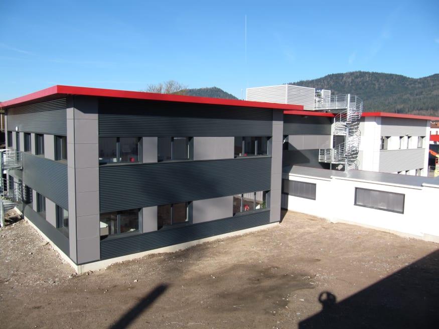 Getra emménage dans de nouveaux bâtiments