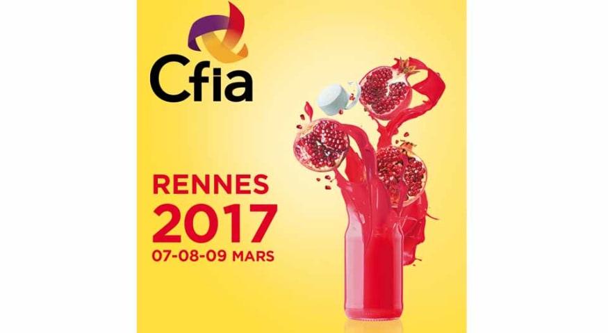 Getra sera présent au salon CFIA de Rennes