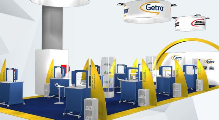 Getra sera présent au salon de l'Emballage all4pack