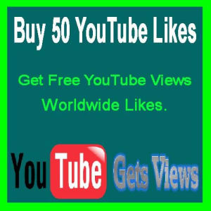 Buy 50 YouTube Likes