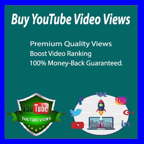 Buy YouTube Video Views Cheap
