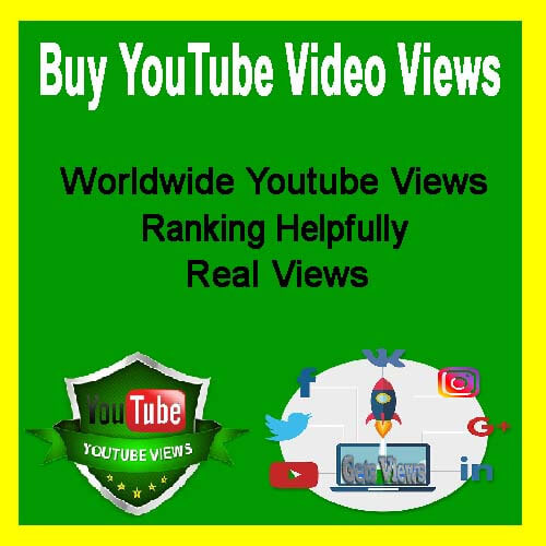 Buy Real YouTube Views