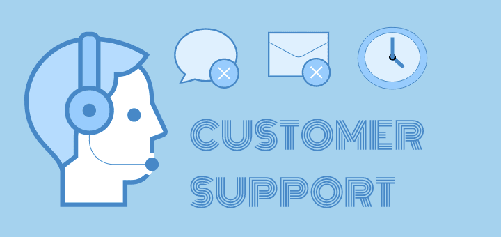 Fast customer support