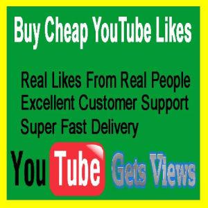 Buy Cheap YouTube Views