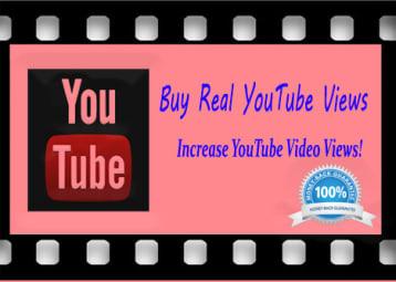 Buy Real YouTube Views