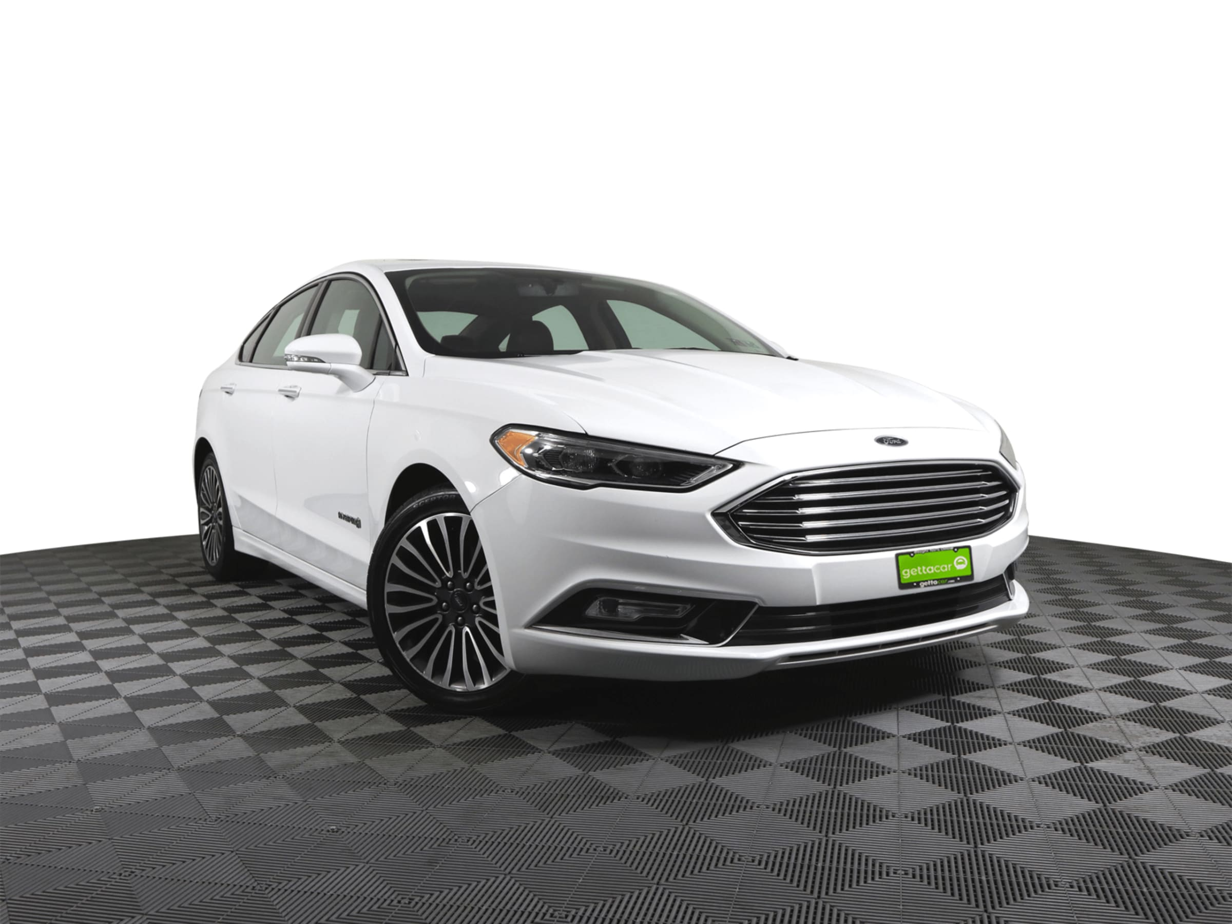 2018 Ford Fusion Hybrid null