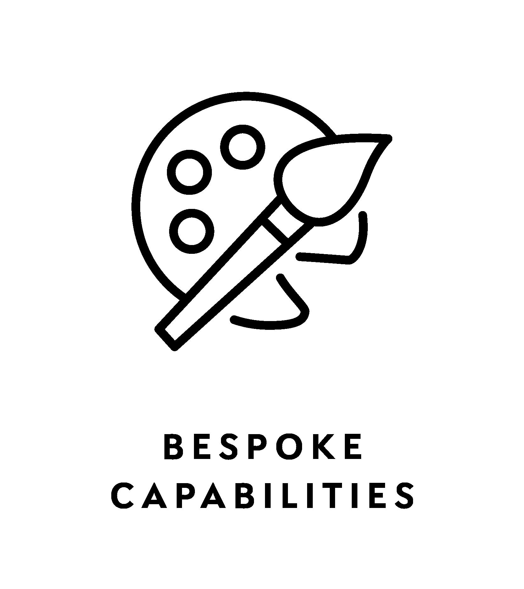 Bespoke Capability logo