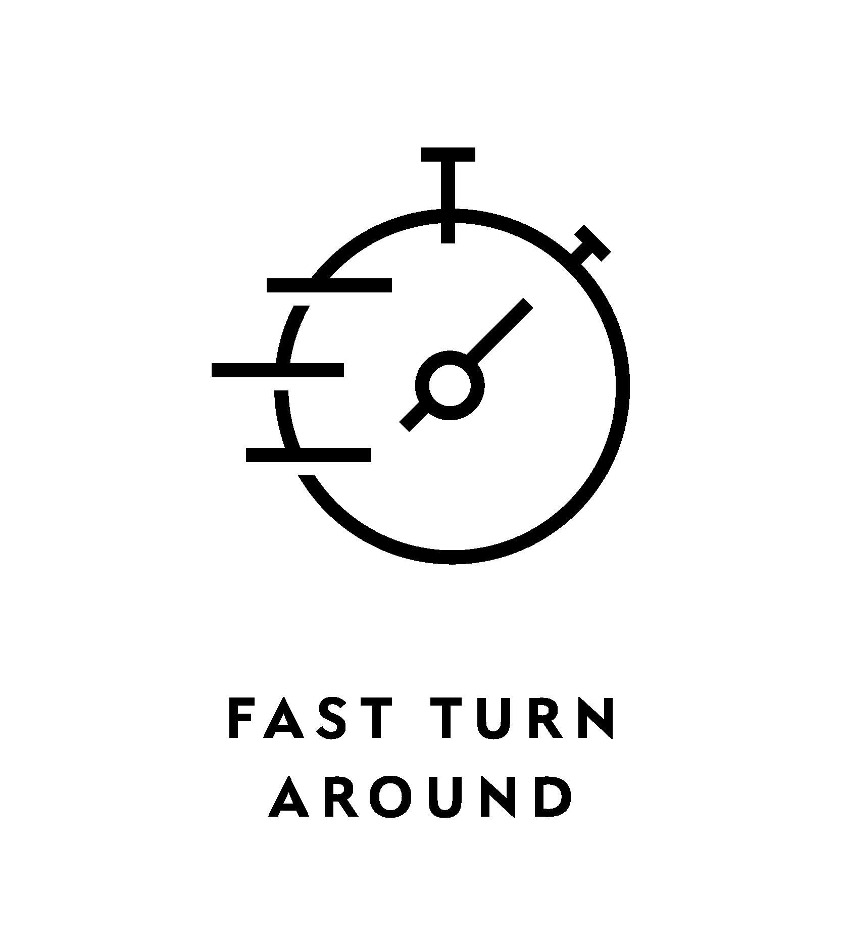 Fast Turnaround logo
