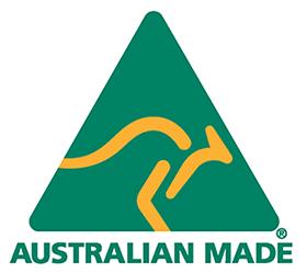 Proudly Australian Made