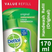 Dettol Handwash Refill Poly Original