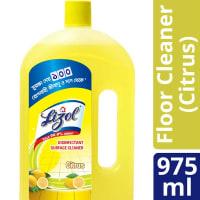 Lizol Floor Cleaner Citrus