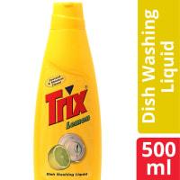 Trix Dishwashing Liquid Lemon