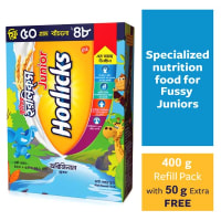 Junior Horlicks Refill (BIB)
