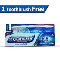 Pro Dental B Fresh Mint Tooth Paste (Tooth Brush Free)