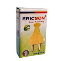 Ericson Luxary Two Pin Plug
