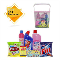 Finis Cleaning Combo Offer (Free 8.5L Container)