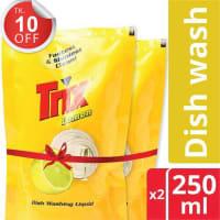 Trix Dishwashing Liquid Double Pack 250 ml