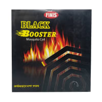 Finish Black Booster Mosquito Coil