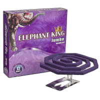 Elephant King Jumbo Mosquito Coil - Violet